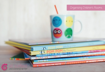 Organising Children's Rooms