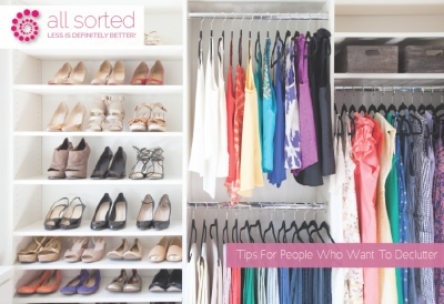 Tips For People Who Want To Declutter