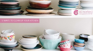 5 Ways to Clean up Your Kitchen